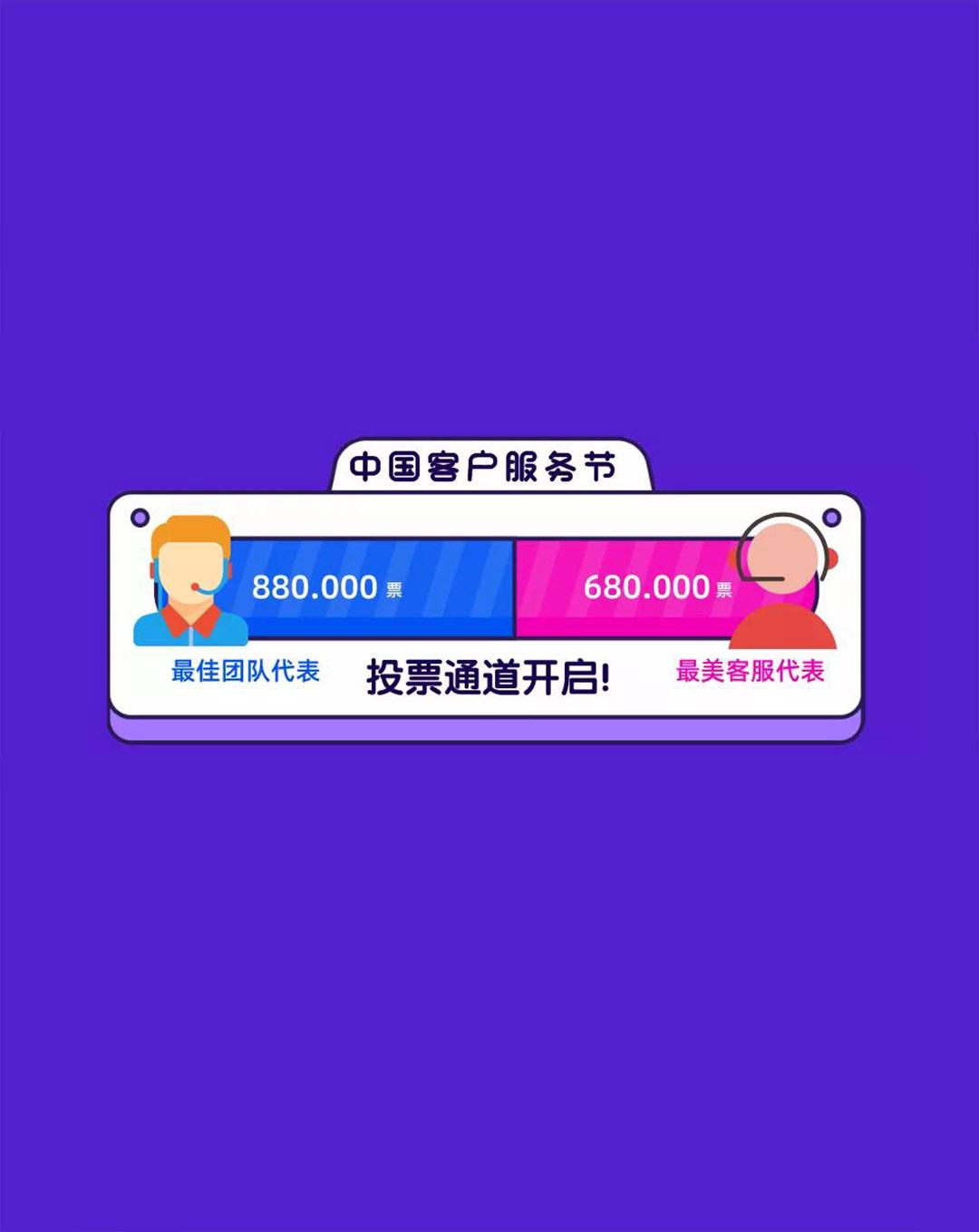 <b>快来投票 2021(第五届)中国客户服务节投票通道正式开启!</b>